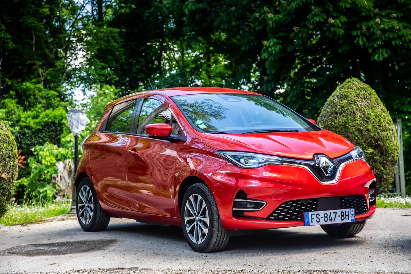 Fin de carrière confirmée pour la Renault ZOE