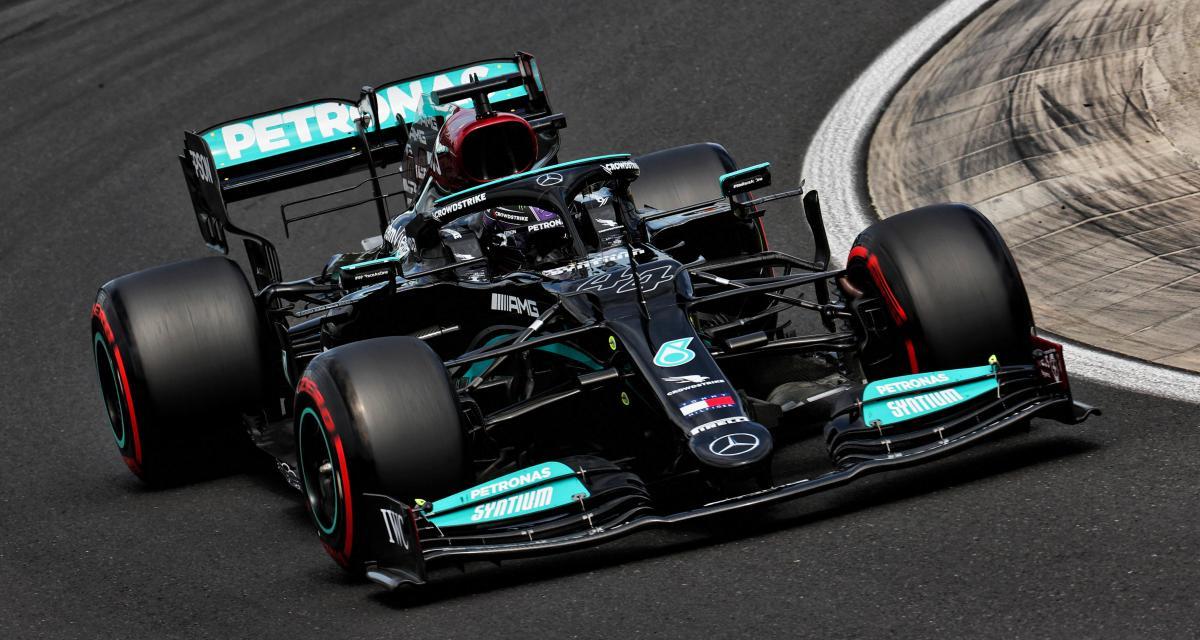 Grand Prix de Hongrie de F1 : la grille de départ