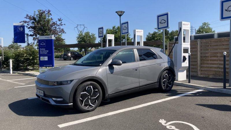 Hyundai Ioniq 5 : la voiture électrique idéale pour les vacances ?