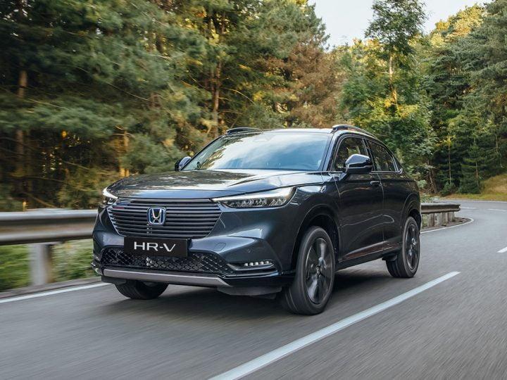 Nouveau Honda HR-V : le SUV hybride dévoile ses consommations