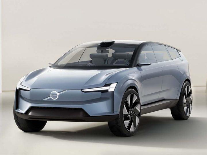 Volvo Recharge Concept : le futur XC90 électrique se dessine