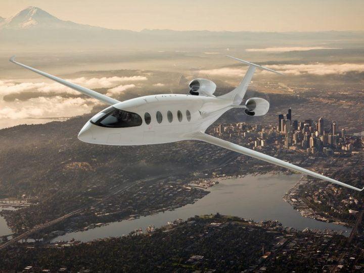 Changement radical de configuration pour l'avion électrique Alice d'Eviation