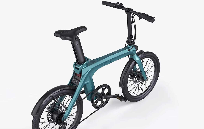 Fiido X : le nouveau vélo pliant électrique connecté à petit prix