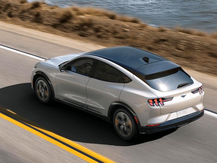 Ford propose une nouvelle version de la Mustang Mach-E en Chine