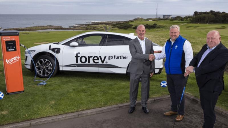 Scottish Bank rejoint CPO Forev