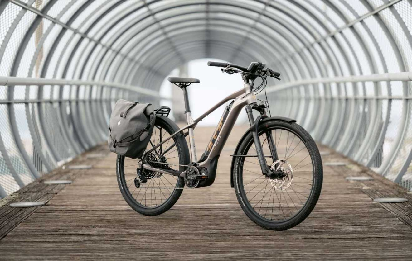Greyp T5 : le nouveau vélo électrique high-tech à grande autonomie