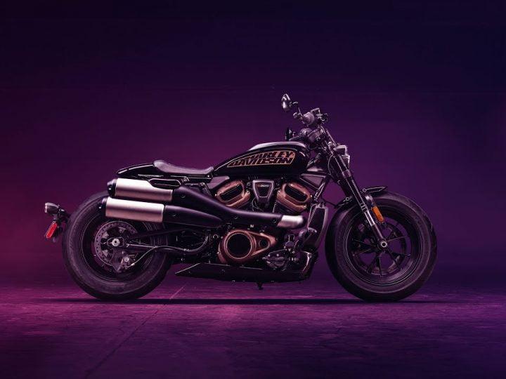 Découvrez le Sportster S 2021 : la nouvelle moto Harley-Davidson !