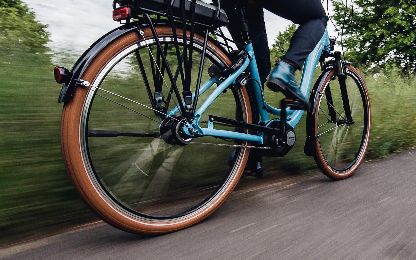Une prime à la conversion de 1500 € pour les vélos électriques