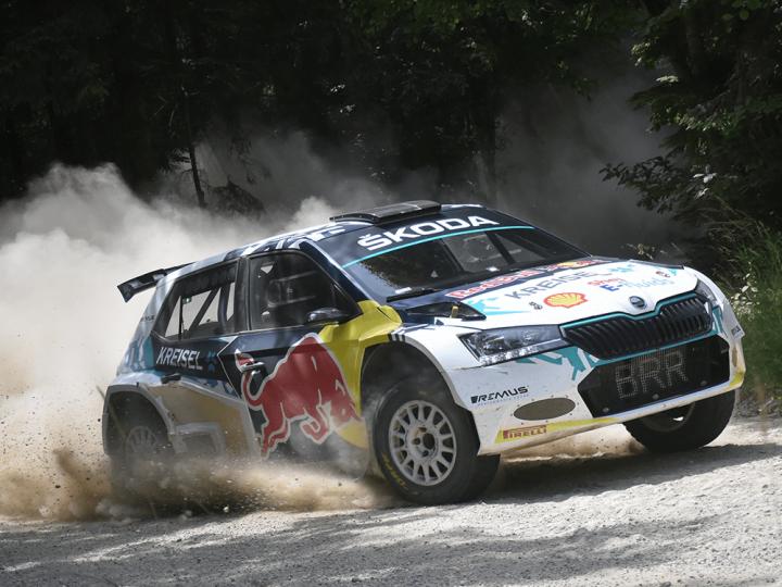 Skoda développe une voiture de rallye électronique avec des partenaires – electrive.com