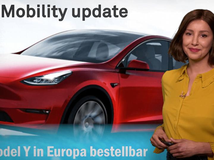 Mise à jour eMobility: Tesla Model Y peut être commandé, Ford Mustang Mach-E GT, structure de borne de recharge, Commission européenne – electrive.com