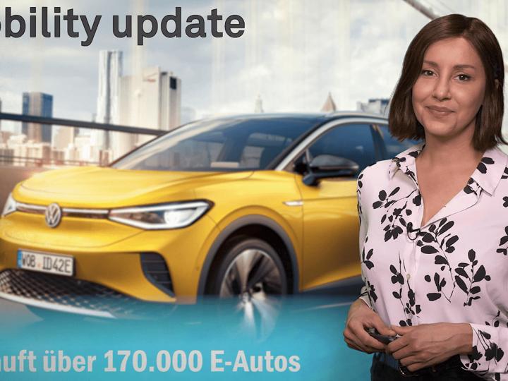 Mise à jour eMobility: VW vend 170 000 voitures électriques en 6 mois, Classe G électrique, Ford Mustang Mach-E – electrive.com