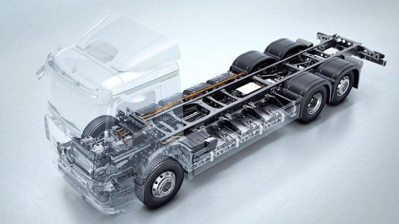 Daimler: les usines de granulats construiront des composants électriques à l'avenir