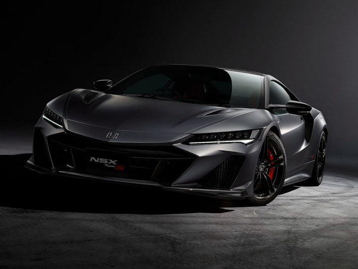 La Honda NSX aura une descendante électrique