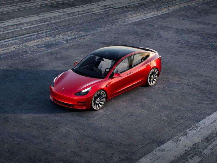 La Tesla Model 3 reine du marché européen au premier semestre