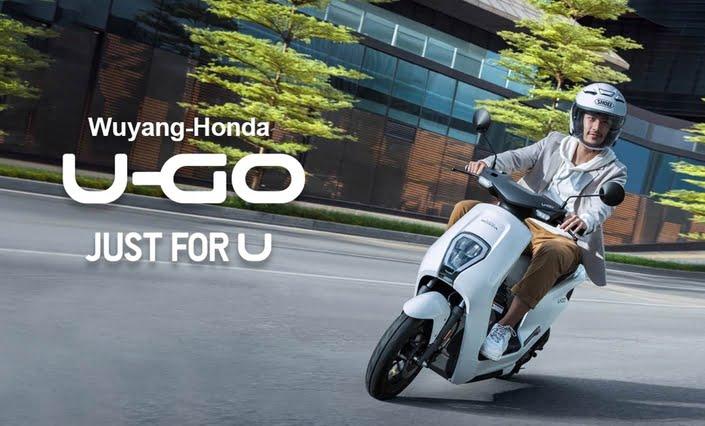 Honda dévoile un scooter électrique à moins de 1000euros!