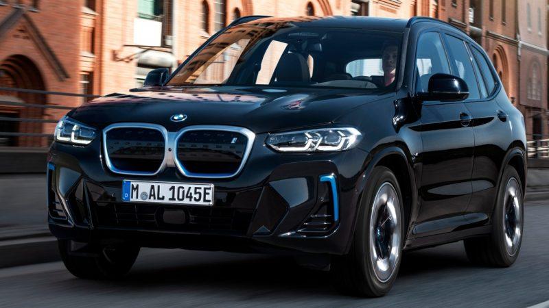 BMW : iX3 reçoit le préconditionnement de batterie / i3 en édition spéciale
