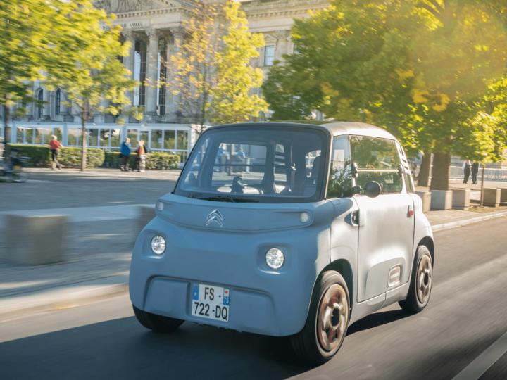 Lancement de la Citroën Ami retardé en Allemagne – electrive.com