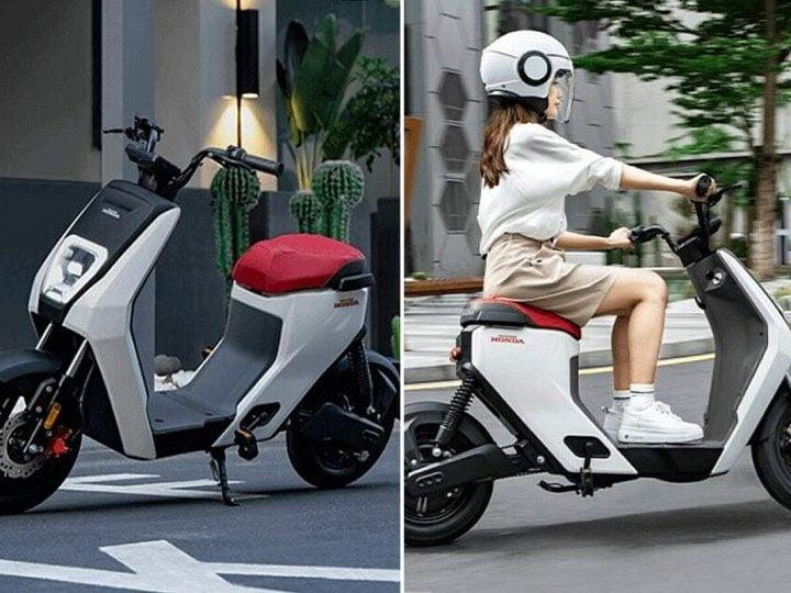 U-Be : Honda dévoile un scooter électrique à pédales à moins de 405€