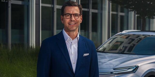MG Motor nomme Jan Oehmicke au poste de vice-président DACH