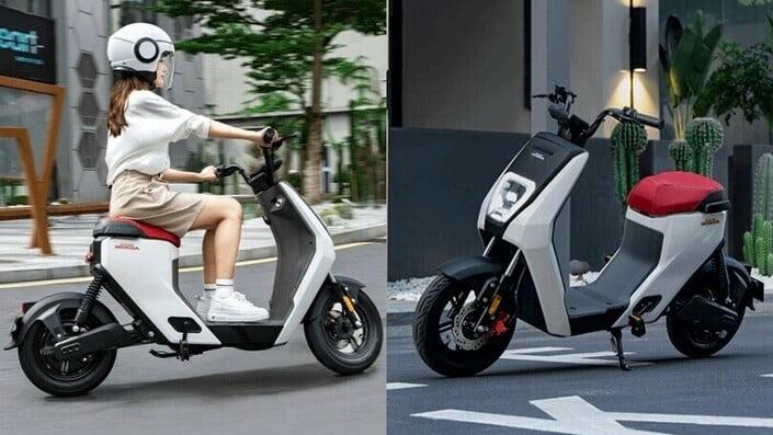 Honda U-Be : scooter électrique à pédales pour 400 € ?!