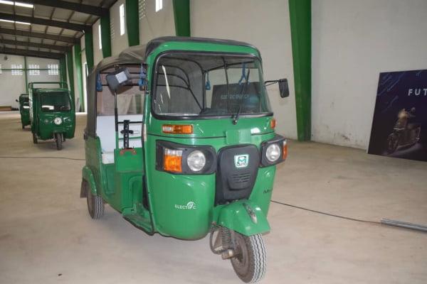 Togo : Lancement d'une société d'assemblage de véhicules électriques à la PIA