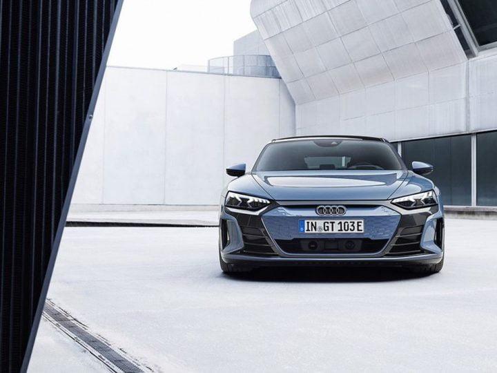 Audi eTron GT : le nouveau seigneur des anneaux