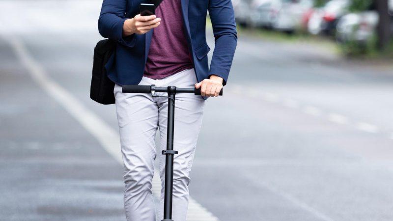 Les trottinettes électriques, danger sur roues?