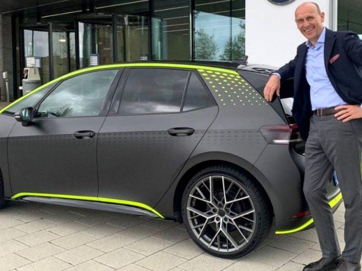 Volkswagen ID.X : Il est bien produit – France News Live