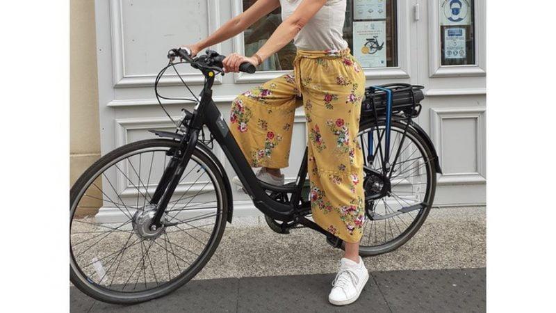 Lherm. Un vélo électrique à l'essai pendant 7 jours