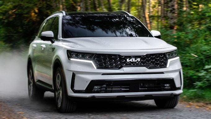 2022 Kia Sorento PHEV à partir de 46 165 $