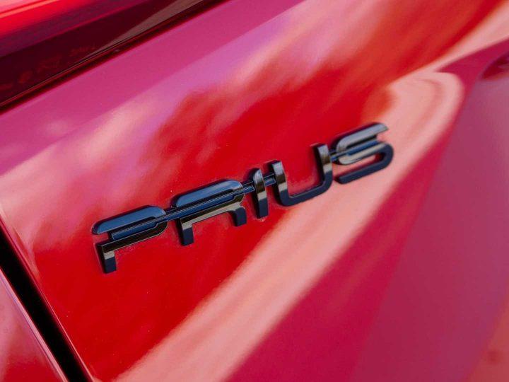 Toyota Prius avec moteur à combustion à hydrogène à venir en 2025