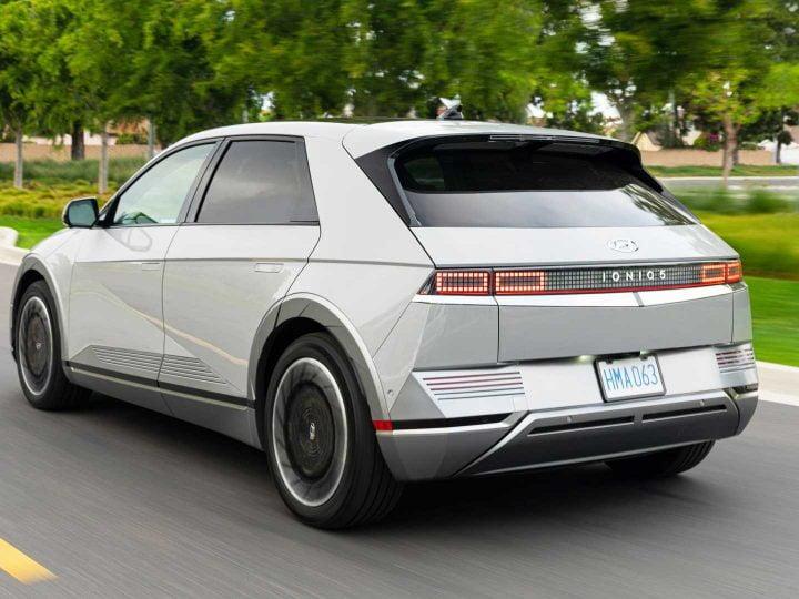 Hyundai a plus que doublé ses ventes de voitures électriques en août 2021