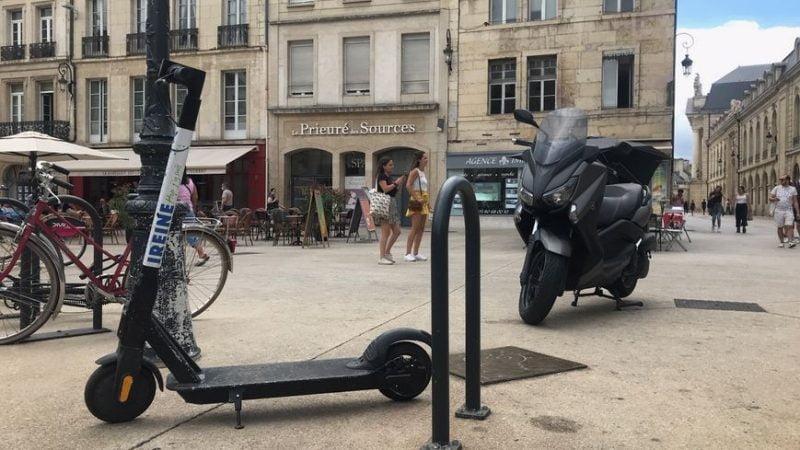 la ville de Dijon s'apprête à limiter à 8 kilomètres-heure la vitesse autorisée