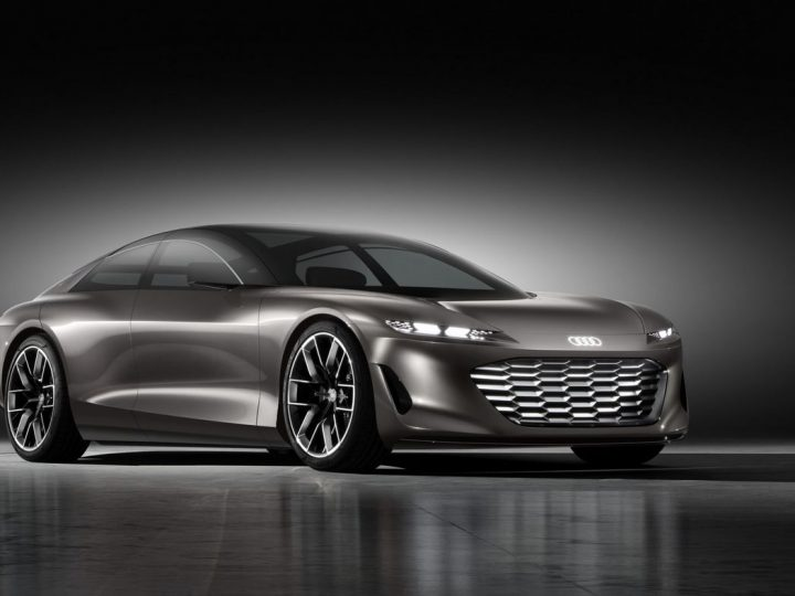Audi Grandsphere : la berline électrique à grande autonomie
