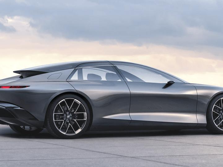 Audi dévoile le Grandsphere, son nouveau concept-car électrique