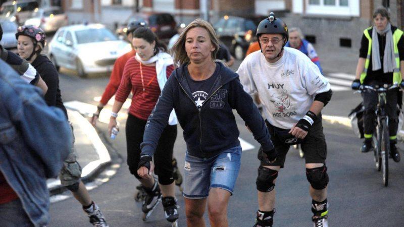 Genappe: la mobilité douce à l'honneur pendant dix jours dont une roller parade