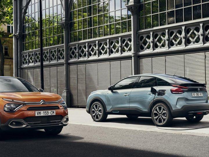 Citroën satisfait des ventes européennes de sa nouvelle C4 électrique