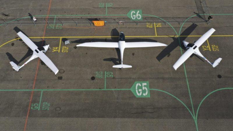 L'Electrifly-In premier fly-in européen de l'aviation électrique