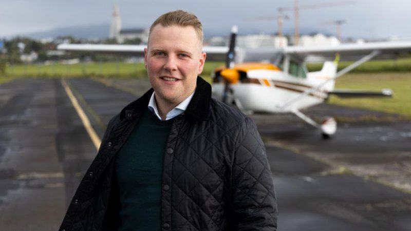 Bye Aerospace place trois avions électriques en Islande