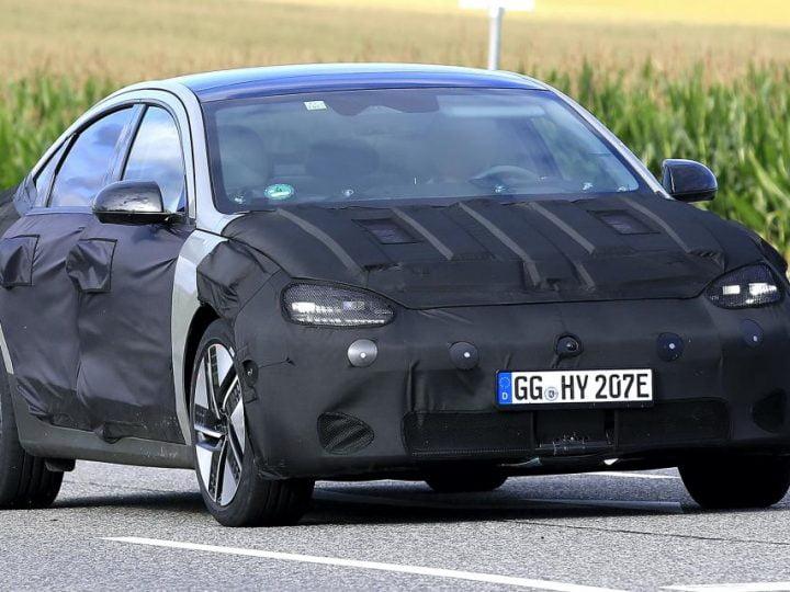 Hyundai Ioniq 6 (2023) : la berline dérivée du concept Prophecy en approche