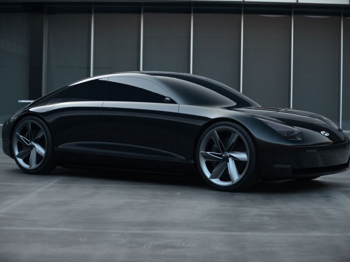 Hyundai Ioniq 6 : la ligne électrique prend vous retard pour se faire belle