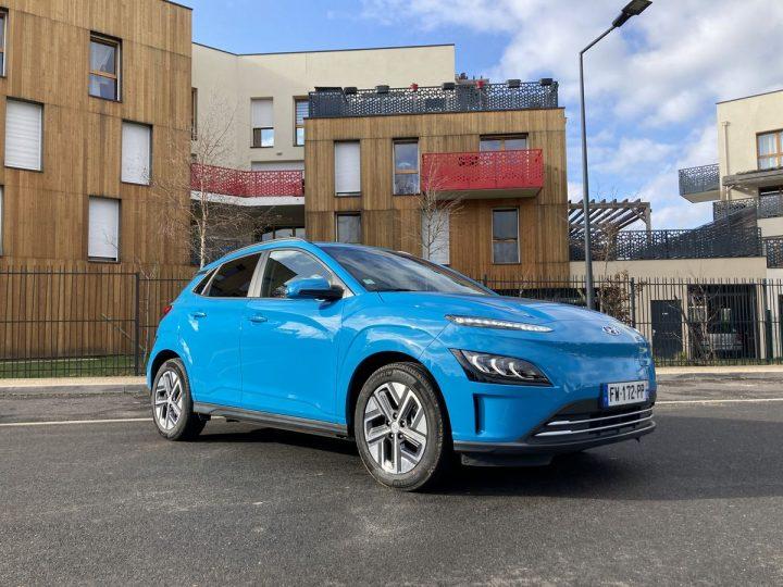 Hyundai Kona : le SUV électrique à partir de 99 €/mois