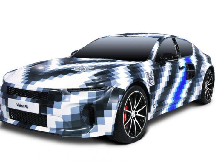 Hyundai Vision FK : la sportive à l'hydrogène se dévoile
