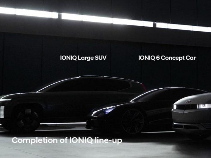 Hyundai dévoile un nouveau teaser du Ioniq 7 !