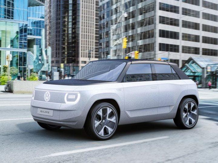 Identifiant Volkswagen.  Life : Un SUV électrique compact à 20 000 euros