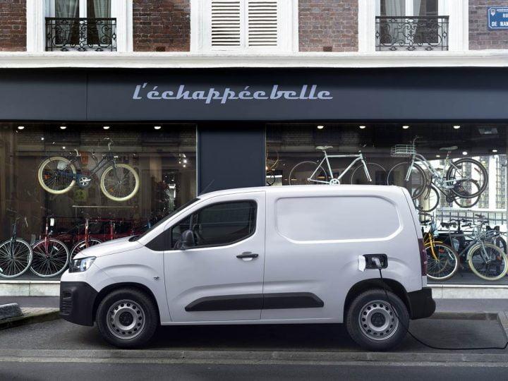 Nouveau Citroën ë-Berlingo: l'utilitaire électrique détaille ses tarifs