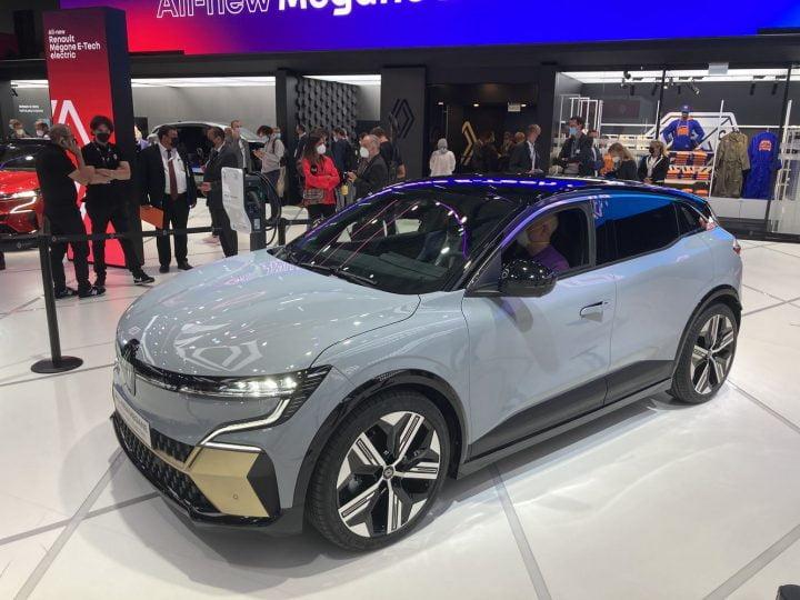 Renault Mégane électrique : nos premières impressions en vidéo