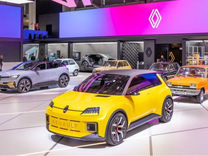 Renault R5 électrique : sortie en 2024 et première idée des tarifs