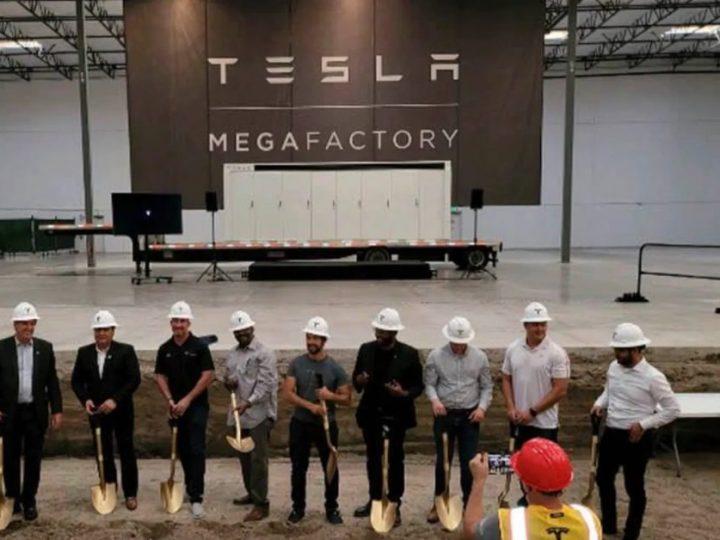 Tesla (TSLA) ouvre la voie à une nouvelle «Megafactory» pour produire des batteries Megapack