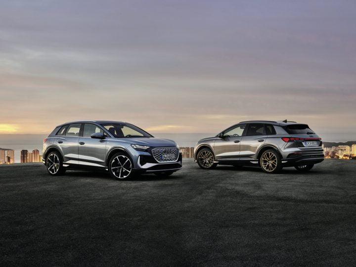 Aperçu de l'Audi Q4 E-Tron 2022: un véhicule électrique de luxe pour les masses commence à 44995 $